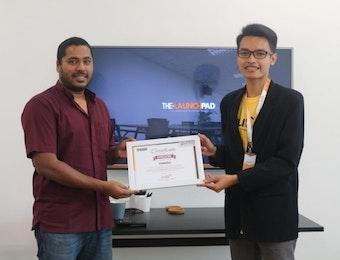 Aplikasi Kuyrek.com Raih Predikat Most Innovative Idea