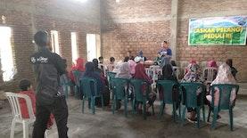 peduli anak bangsa di pelosok kota Bondowoso