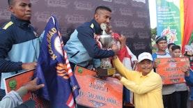 Juara Bertahan, Indonesia Pertahankan Gelarnya di International Dragon Boat Race 2018