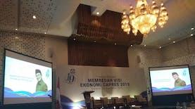 19 Tahun The Habibie Centre: Seminar tentang Visi Ekonomi dalam Pemilihan Presiden 2019
