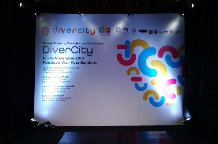 Divercity: Mengulik Potensi Kampung Wisata di Bandung