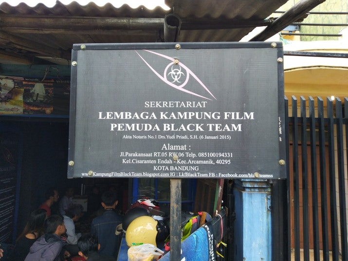 Black Team, Kampung Film, dan Hollywood-nya Indonesia