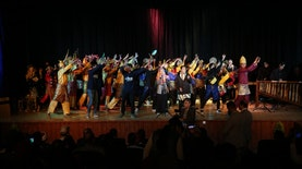 Budaya Indonesia Disambut Meriah Masyarakat Mesir