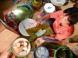 Kopyor Roti, Menu Khas Bulan Ramadan di Banyuwangi