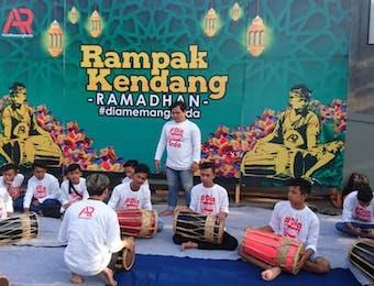 Filosofi Rampak Kendang Ramadhan di Banyuwangi