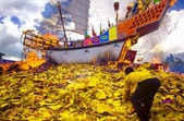 Mengenal Tradisi Bakar Tongkang Bagansiapiapi yang Menyedot Wisatawan Mancanegara