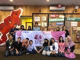 Pemuda Dunia Kembangkan Kepedulian HIV/AIDS bersama AIESEC Surabaya