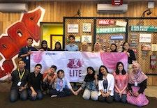 Pemuda Dunia Mengembangkan Kepedulian terhadap HIV/AIDS bersama AIESEC Surabaya