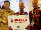 Gambar sampul Bekal Ilmu di SMKN 3 Mandau Antarkan Fajar Juara 3 Nasional