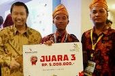 Bekal Ilmu di SMKN 3 Mandau Antarkan Fajar Juara 3 Nasional
