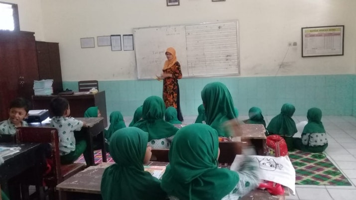Coretan Rukmini di Pendidikan Usia Dini