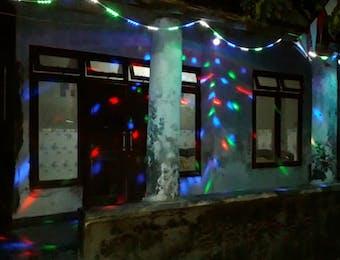 Terangnya Hari Kemerdekaan RI Menerangi Desa Jongbiru