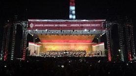 Konser Akbar Monas 2019, Wadahi Segala Kalangan Nikmati Konser Klasik