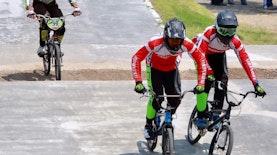 Rider Olimpiade BMX Dunia, Cari Poin di Banyuwangi International BMX 2019