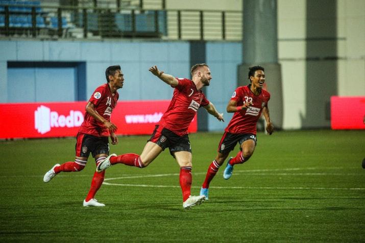 Bali United Dua Langkah Menuju Liga Champions Asia