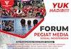 Awali Tahun 2020, FPMSI Gelar Aksi Kampanye Literasi Ajak Warganet Cirebon Posting Konten Positif