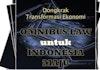 Omnibus Law Perpajakan Dinilai Sangat Mengungtungkan Iklim Investasi di Indonesia