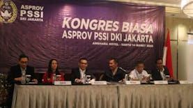 Kongres Biasa Asprov DKI Munculkan Gelaran Kompetisi Sepakbola Setahun Kedepan
