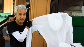 Inovasi RSUD Dr. Moewardi di tengah Kelangkaan Alat Pelindung Diri