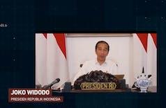 Presiden Jokowi Resmikan Produk Inovasi untuk Menangani Covid-19