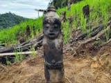 Gambar sampul Patung Manusia Labuhanbatu, Jejak Ritual Leluhur dan Kerajaan Kuno di Tanah Batak