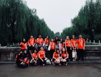 Mahasiswa Indonesia Ini Dapatkan Beasiswa ke Tsinghua University