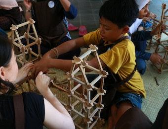 Dengan Lokakarya, Mengasah Kreativitas Anak dan Gaya Hidup Peka Lingkungan