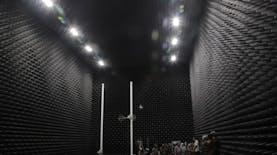 Laboratorium Anechoic Chamber Terbesar di Indonesia Ada di Bogor