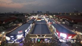 Kemeriahan Hari Pertama Jakarta Fair 2019