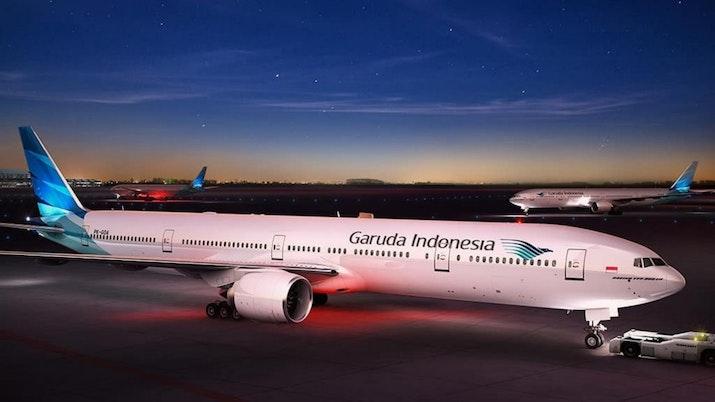 Selamat Garuda Indonesia! Penerbangan Paling Tepat Waktu se-Asia Pasifik
