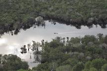 Foto: Danau Purba di Jantung Kalimantan