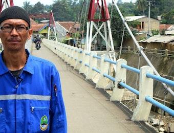 Andi Sudirman: Menjadi Petugas Bendung Katulampa Adalah Panggilan Jiwa