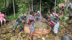 Barapen, Metode Memasak Khas Papua