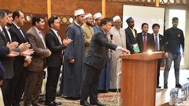 Anak Bangsa Sukses Gelar MTQ Internasional di Mesir