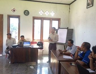 Website untuk Desa Talang