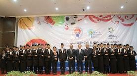 Membawa 330 Pemuda ASEAN-Jepang, Kapal Persahabatan Nippon Maru Kembali Kunjungi Indonesia