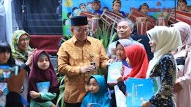 Dispusip Kota Bandung Merilis Buku Hasil Inkubator Literasi