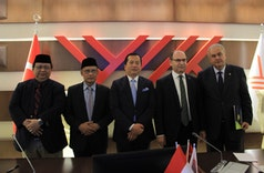 Organisasi Berbasis Islam Indonesia Jalin Umbrella Agreement di Turki