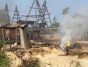 After Mining, Geliatkan Pemuda Lokal Kembangkan Daerah Pascatambang