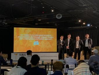Tim Diaspora Indonesia Raih Medali Perak di Social Entrepreneur Competition Terbesar di Taiwan