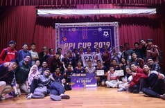 Pelajar di Taiwan Merekat Persatuan dengan Olahraga