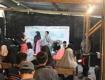 """Ruang Inovasi Gagas dan Inisiasi """"Millennial Day"""" di Kabupaten Jombang"""