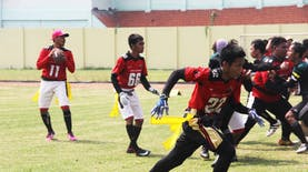 Flag Football di Indonesia