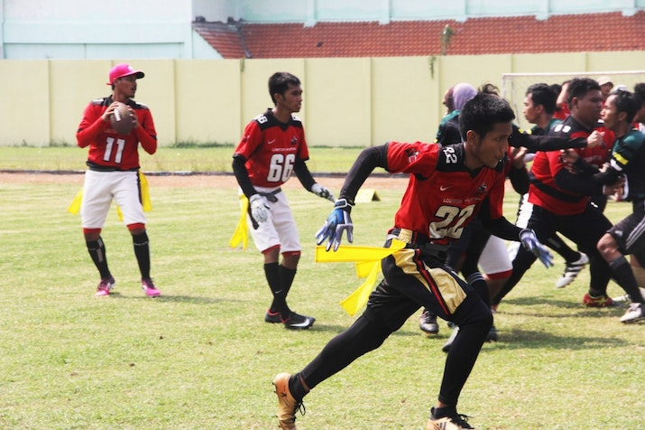 Flag Football di Indonesia