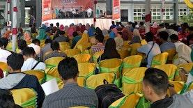 KPU Jatim Goes To Campus di UNDAR ajak Pemilih Millenial jadi Pemilih Cerdas