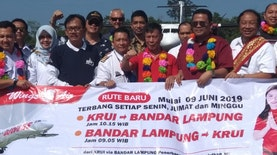 Wings Air Tambah Dua Rute Intra-Sumatra