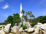Gambar sampul Indahnya Batu Granit Raksasa di Pulau Belitung