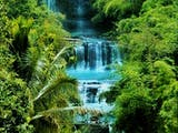 Air Terjun 7 Tingkatan yang Amat Menawan di Jawa Tengah