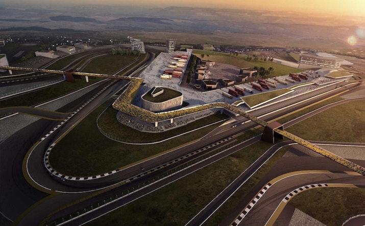 Indonesia Akan Punya Sirkuit MotoGP Internasional Pertama