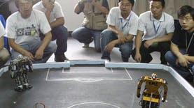 Indonesia In International Robotic Competitions